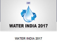 WATER INDIA 2017